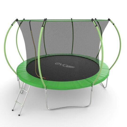 Батут EVO Jump Internal 12 ft green